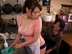 Curvy Asian Chick With Huge Tits Enjoying A Hardcore Doggy Style Fuck
