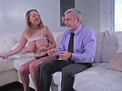 Teen Brooke Wylde Role Play With Older Guy Free Hd Porn 88